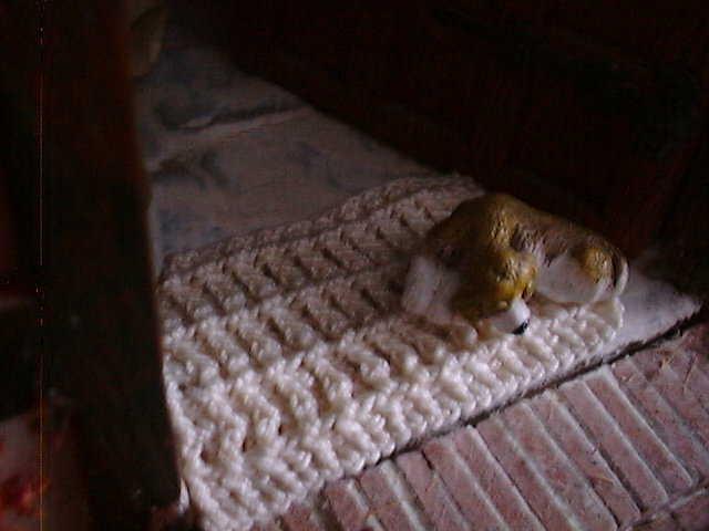 miniature doormat