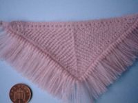 pattern for dolls shawl