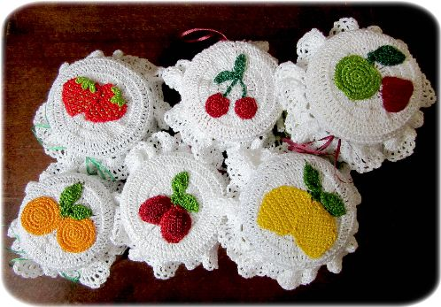 Pattern for jam jar xovers