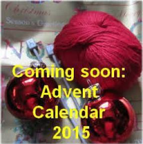 Advent Calendar notice