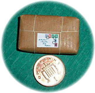 miniature parcel