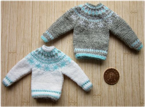 Dolls House jumpers
