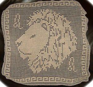 Crochet pattern for Leo