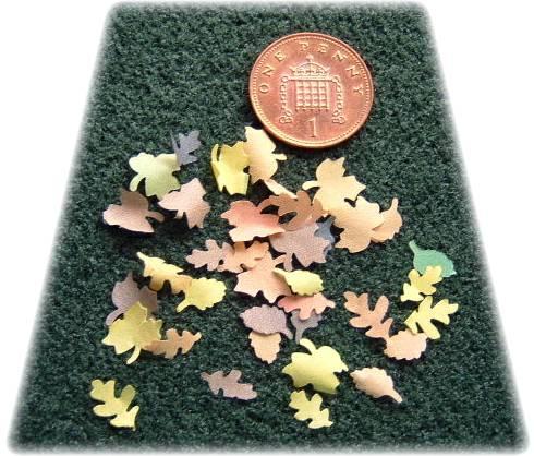 miniature leaves