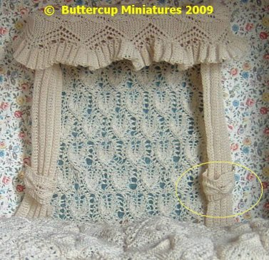Free Miniature Knitting Patterns Buttercup Miniatures