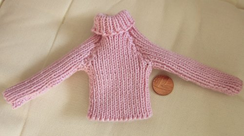 miniature rib jumper