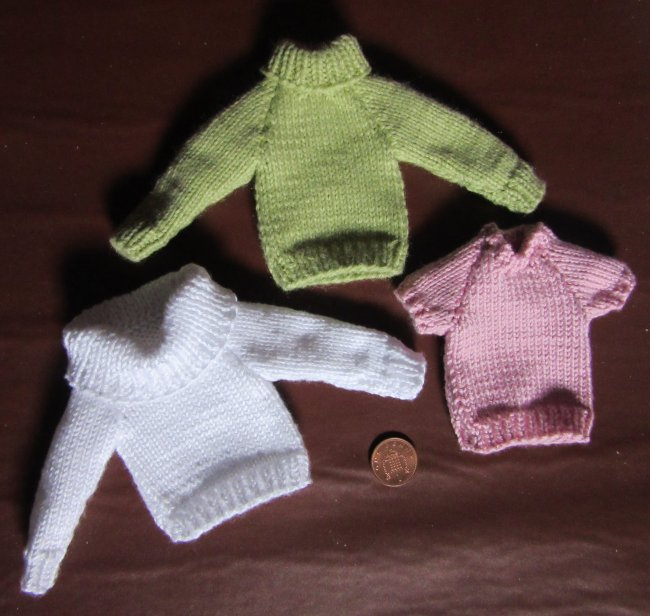 miniature jumpers