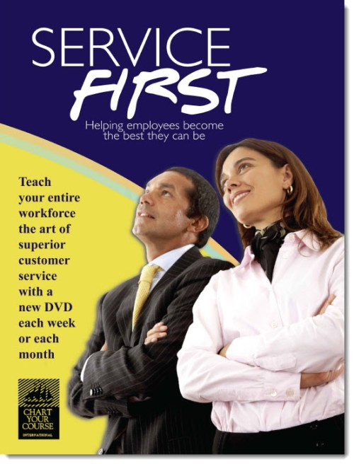 Customer Service DVD's
