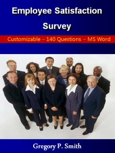 job satisfaction survey, employee survey, culture survey