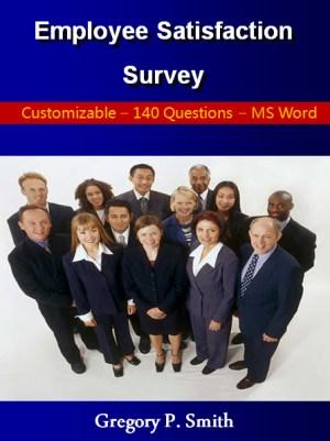 job satisfaction survey, employee survey, culture survey