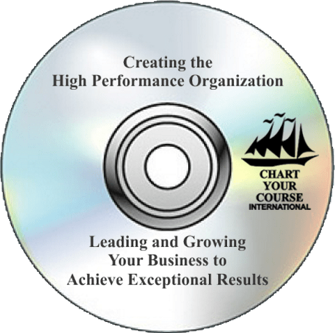 creating the high performance organization