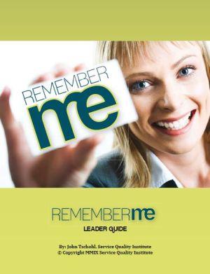 Remember Me Leader Guide