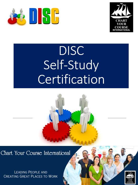 Self-Study DISC Program & Training DISC Certification