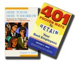 Employee Retention Books