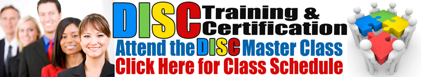 disc training and disc certification program