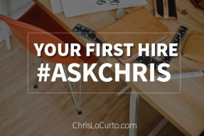 Who do you hire first?