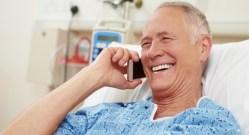 Hospitals Prepaid phone calling card ($20) pay as you go 2