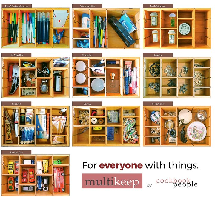 Multikeep: For everyone with things.