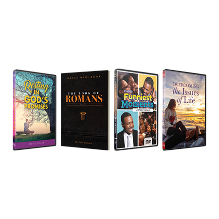 Creflo Dollar Ministries the promise collection combo