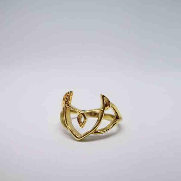 Desire Gold Ring