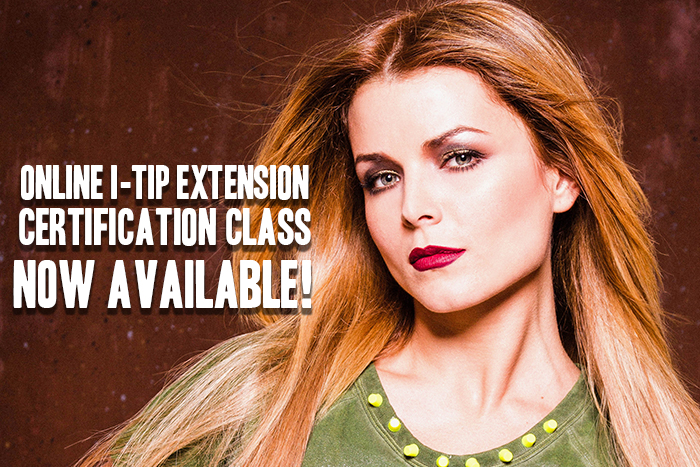 Di Biase I-Tip Hair Extensions Banner