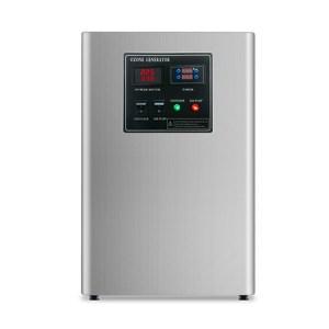 Générateur d'ozone DPA-20G pour les grands environnements jusqu'à 400 m3/heure Air et Eau, Sortie d'ozone 20 G/heure, minuterie réglable jusqu'à 900 heures, Certification CE, RoHS
