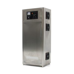 Générateur d'ozone DPA-100G désinfection à ozone de type industriel, jusqu'à 10.000 m3/heure | Air et Eau | Sortie d'ozone 100 G/heure | Certification CE, RoHS