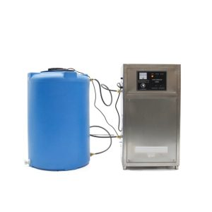 DPA-50G-Ozone generator for industrial use, Ce and RoHs certifications.