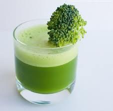 apple broccoli super juice