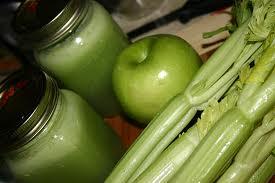 Carrot, Cucumber, Celery, and Apple Super Juice