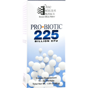 Probiotic 225 | Holistic & Functional Medicine for Chronic Disease