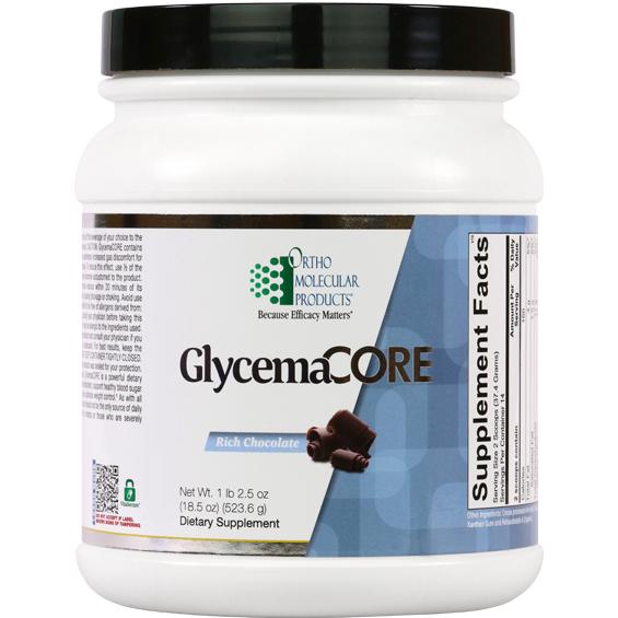 Glycema CORE (Chocolate) Rice | Holistic & Functional Medicine