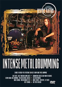 George Kollias - Intense Metal Drumming DVD