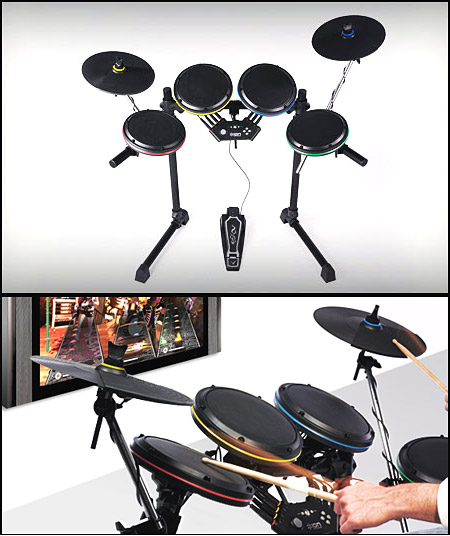 Rock Band Drumset