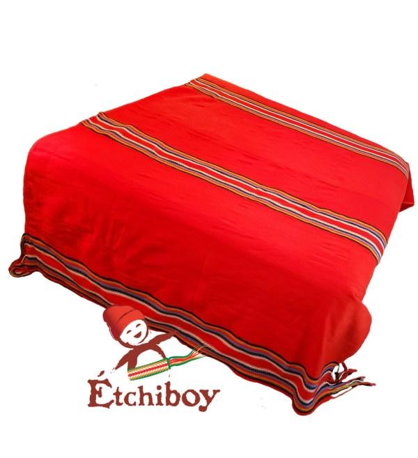 L'Assomption Queen Blanket Alpaca Couverte Grande Alpaga 1
