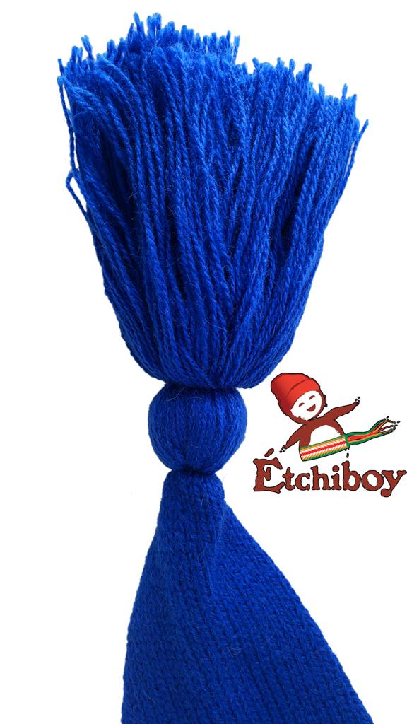 Voyageur Blue Bleue Toque Tuque Alpaca Alpaga 3