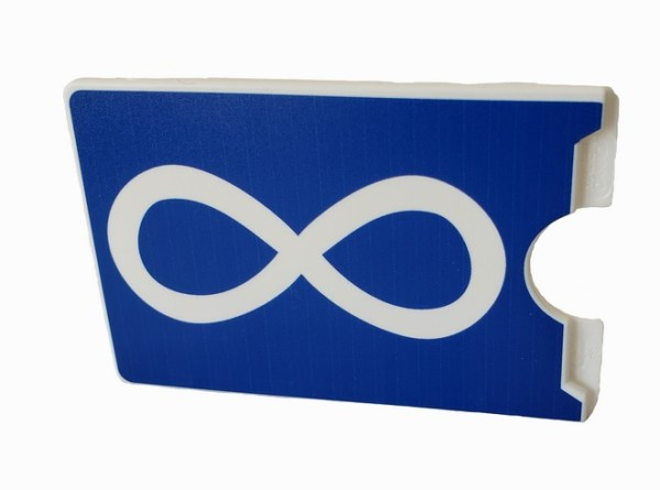 Card Holder Porte-Cartes Métis 2