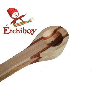 Wooden Musical Spoons Cuillères En Bois Musicales 2