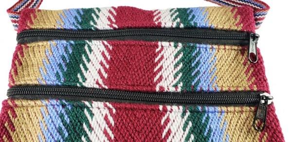 Saint-Boniface 2 Zipper Bag Medium Sac Moyen 2 Fermetures Éclair 4