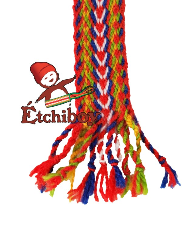 "Mini Sash 6"" Louis Riel Mini-ceinture 6po Louis Riel 3"