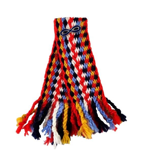 Mini sash with pin Mini-ceinture avec épinglette 7