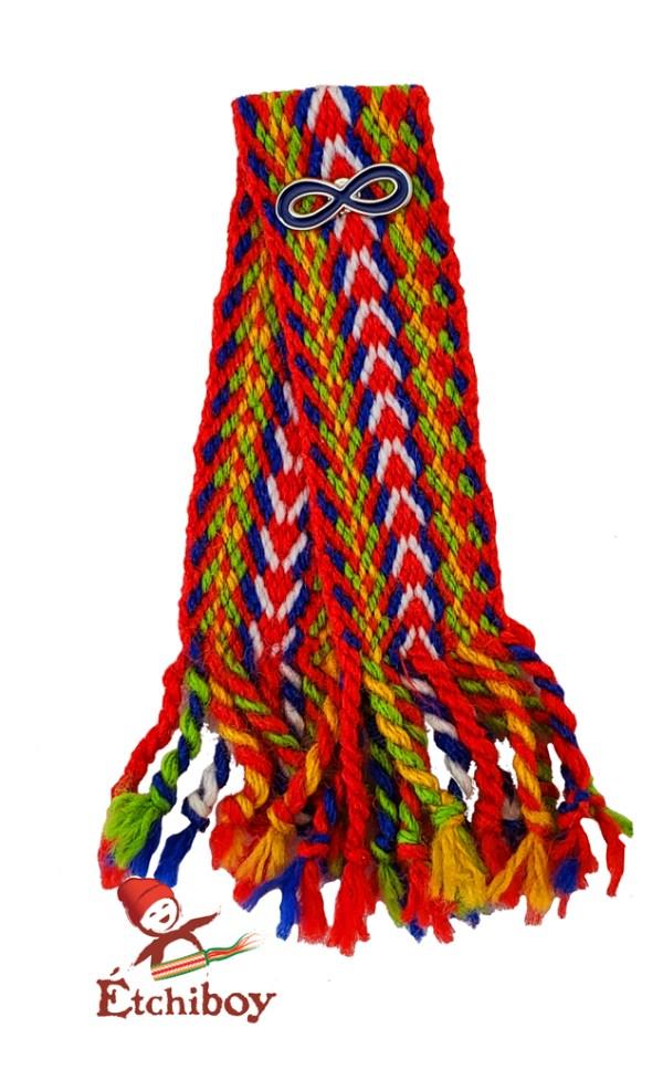 Mini sash with pin Mini-ceinture avec épinglette 4