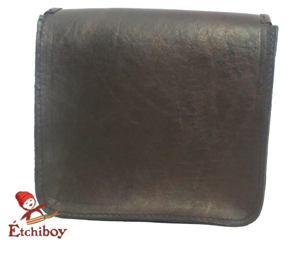 Leather Bag Sac En Cuir 2