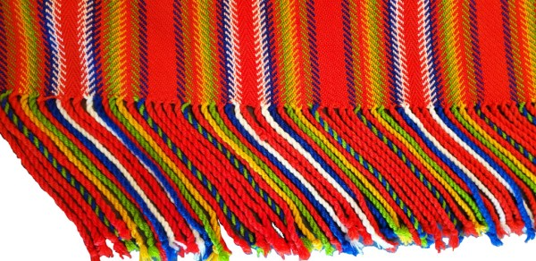 Louis Riel / Coventry Multi-sash Blanket Shawl Alpaca Couverte Châle Alpaga Multiceinture 1