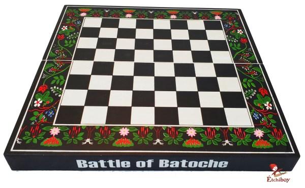Étchiboy Battle of Batoche Chess Jeu d'échec de la Bataille de Batoche 4