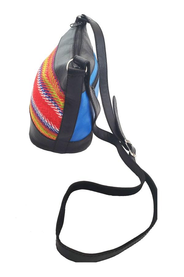 Cold Lake Leather Bag Sac En Cuir 3