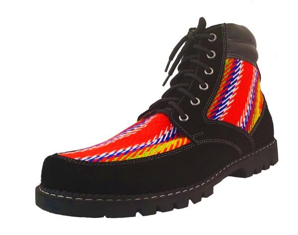 Camperville Leather Ranger Ankle Boot Bottine Cuir 2