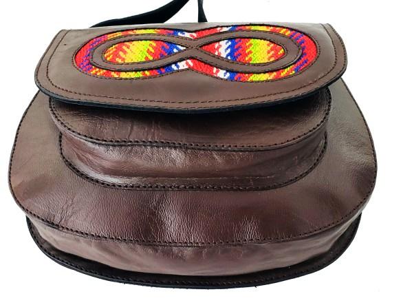 Ste. Madeleine Leather Bag Sac En Cuir 2