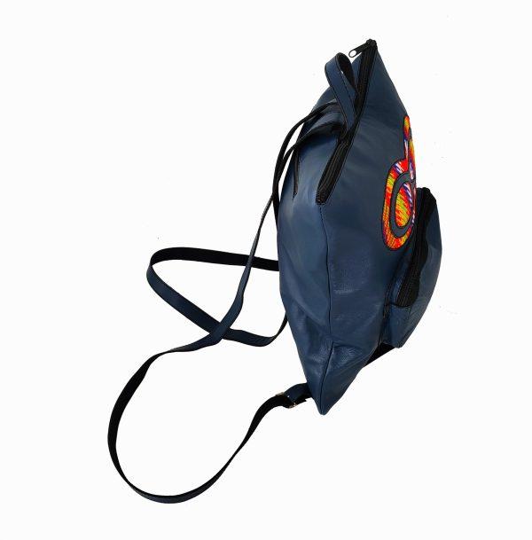The Corner Leather Bag Sac En Cuir 14