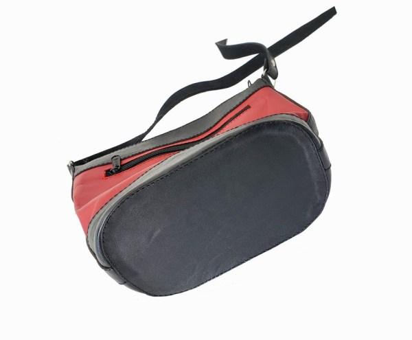 Cold Lake Leather Bag Sac En Cuir 8